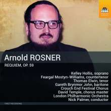 Arnold Rosner (1945-2013): Requiem op.59, CD