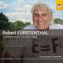 Robert Fürstenthal (1920-2016): Kammermusik Vol.3, CD