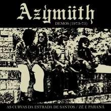 """Azymuth: As Curvas Da Estrada De Santos / Ze E Parana (Demos), Single 7"""""""