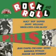 Rock And Roll Pills, LP