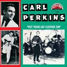 Carl Perkins (Guitar): Put Your Cat Clothes On (180g), LP