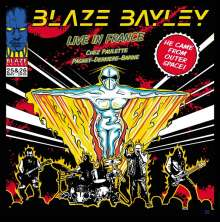 Blaze Bayley: Live In France, 2 CDs