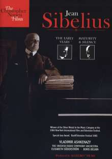 Jean Sibelius (1865-1957): Filmmusik: Jean Sibelius - A Christopher Nupen Film (in englischer Sprache), DVD