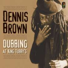 Dennis Brown: Dubbing At King Tubby's, LP