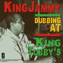 King Jammy: Dubbing At King Tubby's, CD