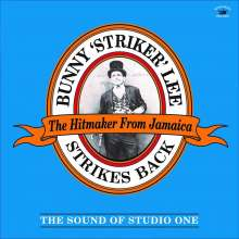 "Bunny ""Striker"" Lee: Strikes Back: The Sound Of Studio One, CD"
