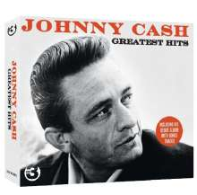 Johnny Cash: Greatest Hits, 3 CDs