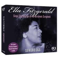 Ella Fitzgerald (1917-1996): Sings The George & Ira Gershwin Songbook, 3 CDs