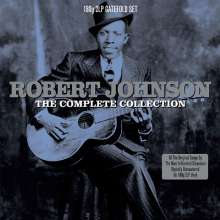 Robert Johnson (1911-1938): The Complete Collection (180g), 2 LPs