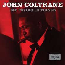 John Coltrane (1926-1967): My Favourite Things (180g), 2 LPs