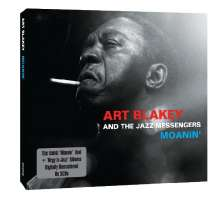 Art Blakey (1919-1990): Moanin', 2 CDs