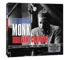 Thelonious Monk (1917-1982): Brilliant Corners + Bonus, 2 CDs