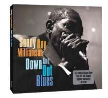 Sonny Boy Williamson II.: Down And Out Blues, 2 CDs