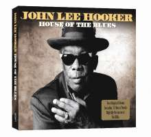 John Lee Hooker: House Of The Blues, 2 CDs