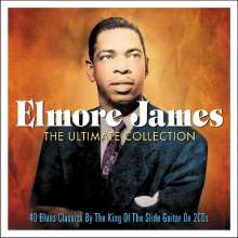Elmore James: The Ultimate Collection, 2 CDs