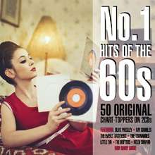 No 1 Hits Of The 60s, 2 CDs