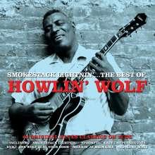 Howlin' Wolf: Smokestack Lightnin' - The Best Of Howlin Wolf, 2 CDs