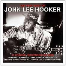 John Lee Hooker: The Very Best Of John Lee Hooker, 2 CDs