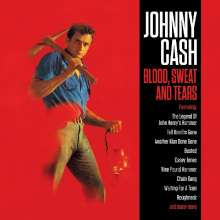 Johnny Cash: Blood, Sweat And Tears, 2 CDs