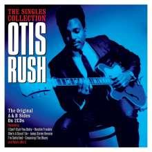 Otis Rush: Singles Collection, 2 CDs