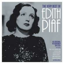 Edith Piaf (1915-1963): The Very Best Of Edith Piaf, 2 CDs