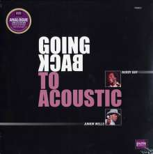 Buddy Guy & Junior Wells: Going Back To Acoustic (180g) (Limited-Edition), LP