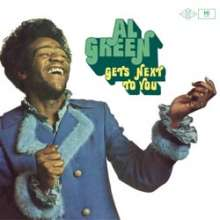 Al Green: Al Green Gets Next To You (remastered) (180g) (Limited-Edition), LP