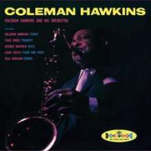 Coleman Hawkins (1904-1969): Coleman Hawkins & His Orchestra (180g) (Limited-Edition), LP