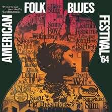 American Folk Blues Festival 1964 (180g) (Limited-Edition), LP