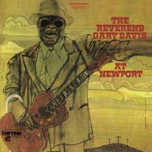Reverend Gary Davis: The Reverend Gary Davis At Newport (remastered) (180g) (Limited-Edition), LP