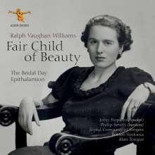 Ralph Vaughan Williams (1872-1958): Epithalamion für Bariton,Chor & Streicher, 2 CDs