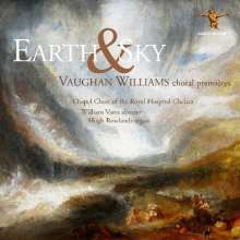 Ralph Vaughan Williams (1872-1958): Chorwerke, CD