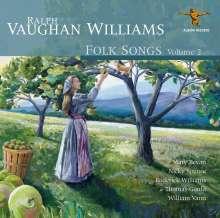 Ralph Vaughan Williams (1872-1958): Folk Songs Vol.2, CD