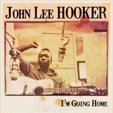 John Lee Hooker: I'm Going Home, LP