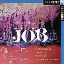 Ralph Vaughan Williams (1872-1958): JOB - A Masque for Dancing, CD