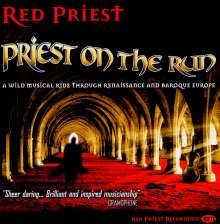 Red Priest - Priest on the Run, CD