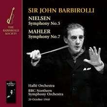 Carl Nielsen (1865-1931): Symphonie Nr.5, 2 CDs