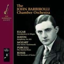 John Barbirolli & the John Barbirolli Chamber Orchestra, CD