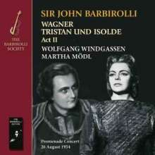 Richard Wagner (1813-1883): Tristan und Isolde (2.Akt), CD