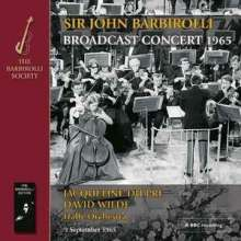 John Barbirolli - Broadcast Concert 1965, CD