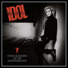 Billy Idol: Kings & Queens Of The Underground, CD