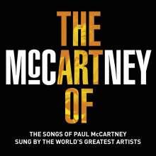 The Art Of McCartney, 2 CDs