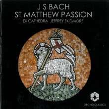 Johann Sebastian Bach (1685-1750): Matthäus-Passion BWV 244 (in engl.Spr.), 2 CDs