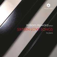 William Howard plays sixteen Love Songs, CD
