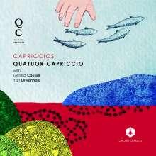 Quatuor Capriccio - Capriccios, CD