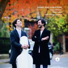 Guy Johnston - Themes and Variations, CD