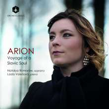 Natalya Romaniw - Arion, CD