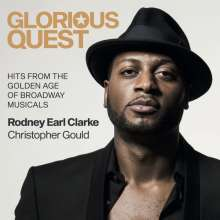 Musical: Glorious Quest: Hits From The Golden Age Of Broadway Musicals, CD