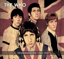 The Who: Transmissions 1965 - 1967, 2 CDs
