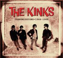The Kinks: Transmissions 1964 - 1968, 2 CDs